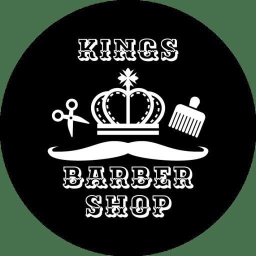 Kings Barbershop logo