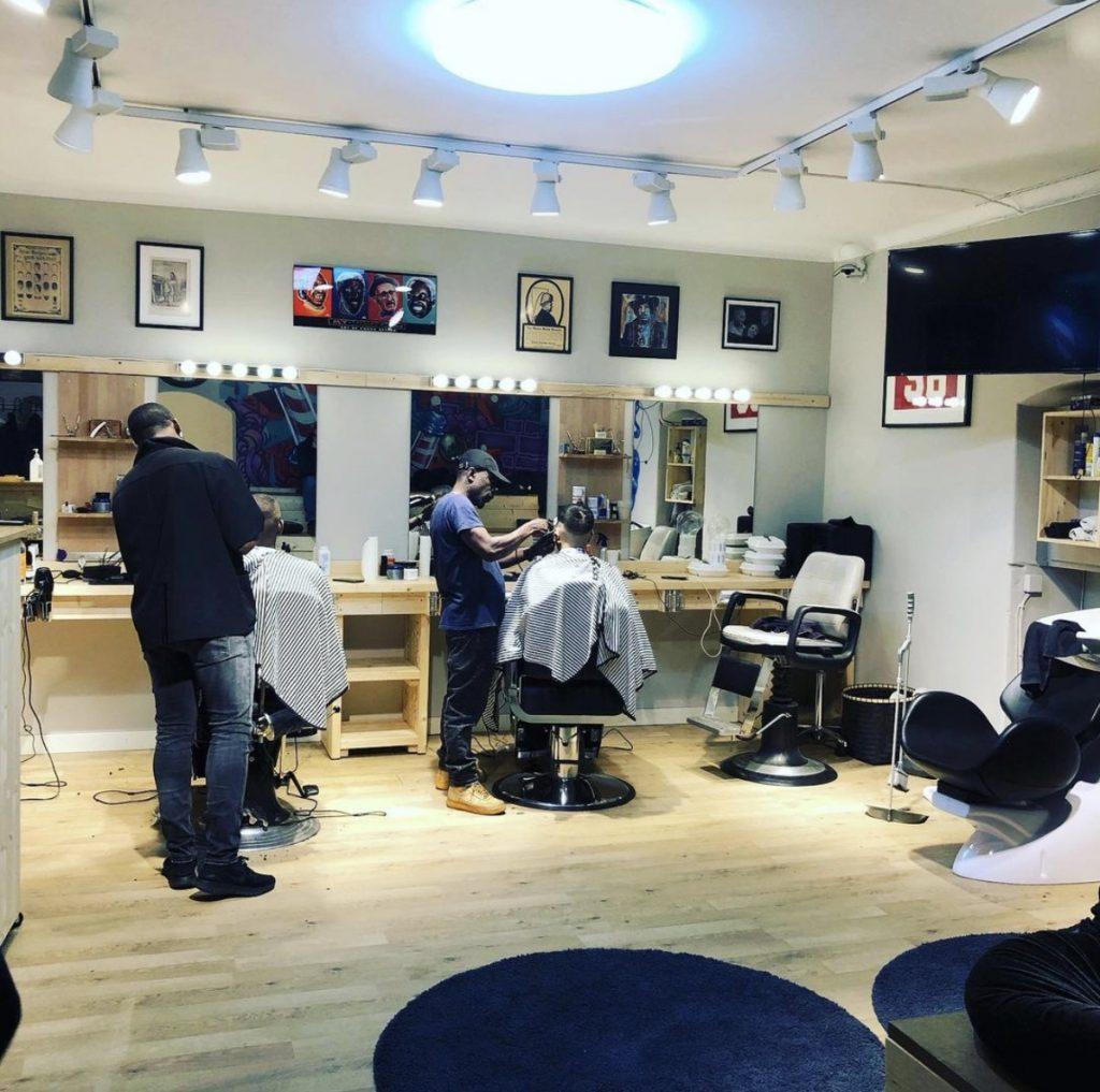 Kings barbershop